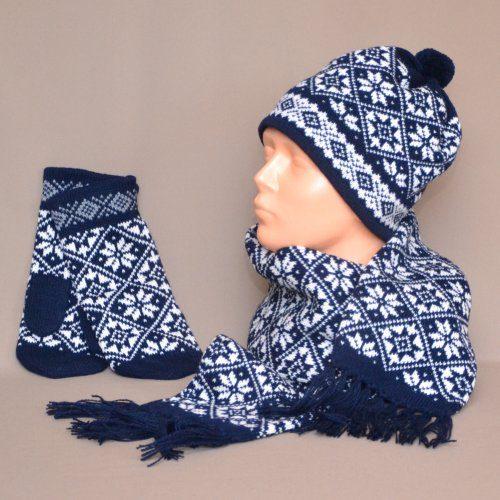 Sets (scarf, hat, gloves)